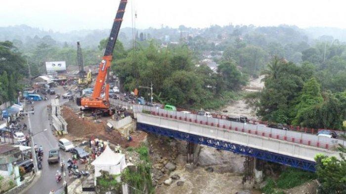 Jalur Puncak Selalu Macet, Kementerian PUPR Lebarkan Jalan