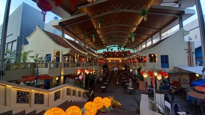 Melihat Tempat Kuliner di Petak Enam di Chandra Glodok yang Instagramable