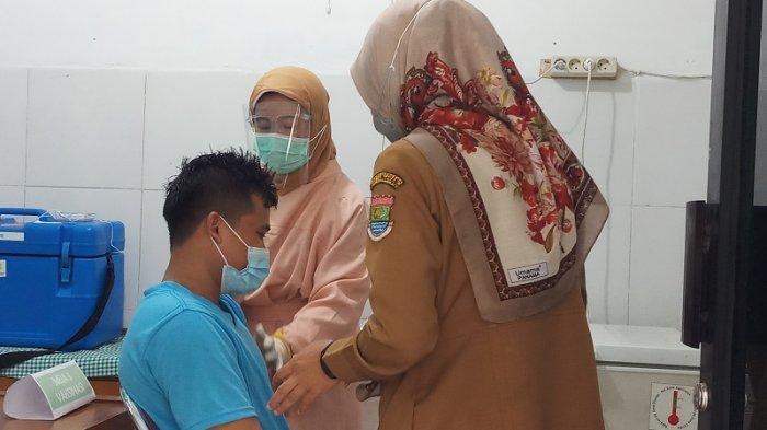 Meski Sudah Divaksin Covid-19, 10 Tenaga Kesehatan di Puskesmas Jombang Terpapar Virus Corona