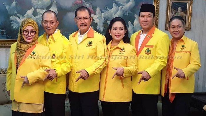 Jelaskan Makna Simbol Partai Berkarya, Tutut Soeharto: Dilarang Sombong oleh Allah SWT