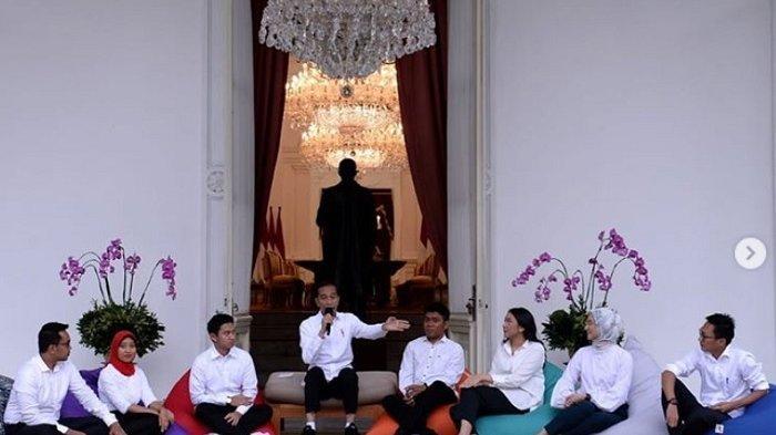 Staf Khusus Jokowi Billy Mambrasar Bikin Kesalahan dan Jadi Sorotan, Jokowi Namanya Juga Anak Muda