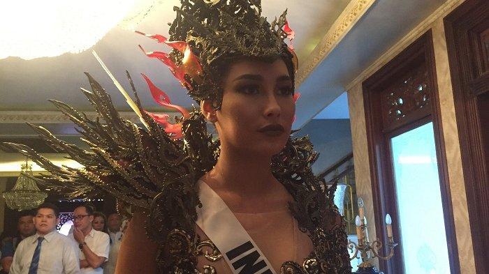Bersaing di Ajang Miss Universe 2019, Frederika Alexis Cull Siap Perjuangkan Isu Ini di Atlanta
