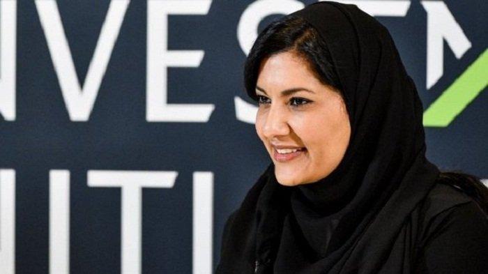 Ini Putri Reema, Dubes Perempuan Arab Saudi Pertama yang Ditunjuk Pangeran MBS