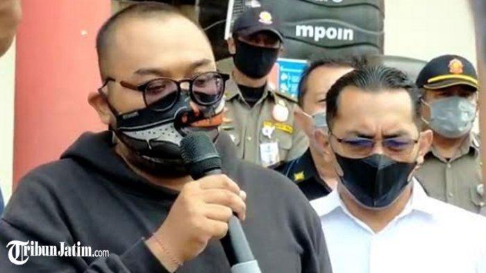 VIDEO Pria yang Mengejek Warga Memakai Masker adalah Orang Bodoh Diciduk Polisi