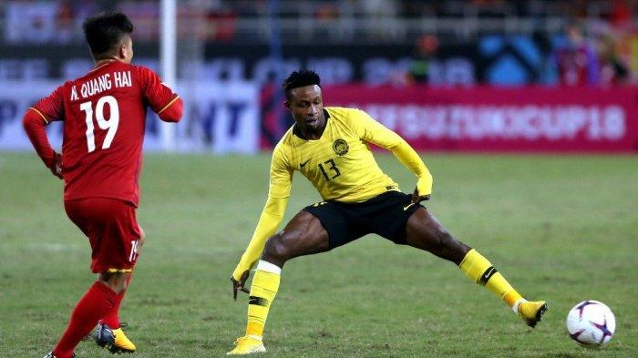 Jelang Laga Kualifikasi Piala Dunia 2022, Pemain Naturalisasi Timnas Malaysia Cedera