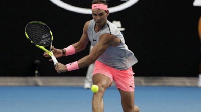 Rafael Nadal Hadapi Novak Djokovic di Partai Final
