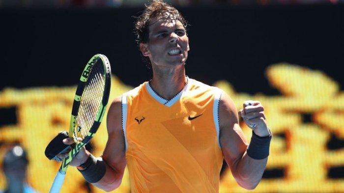 Rafael Nadal Masih Ingin Juara ATP Finals