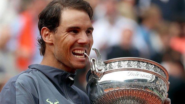 Rafael Nadal Tidak Ingin Terobsesi dengan Gelar Grand Slam