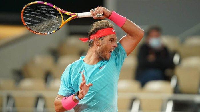 Rafael Nadal mengejar rekor kemenangan di Prancis Terbuka untuk melampaui Roger Federer