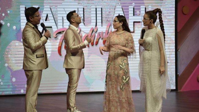 Progam Kamulah Takdirku sebagai perayaan 6 tahun pernikahan Raffi Ahmad dan Nagita Slavina ditayangkan ANTV pada Minggu (18/10/2020) pukul 21.00 WIB. Pemirsa ANTV juga dapat menyaksikan persiapan menjelang pagelaran Kamulah Takdirku melalu reality show berjudul Andara Saksi Cinta, Sabtu (17/10 /2020) ini dan Minggu besok.
