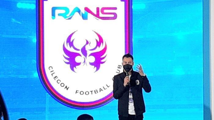 Chairman RANS Cilegon FC Raffi Ahmad: RANS Cilegon FC Adalah Anak Bayi yang Butuh Arahan & Bimbingan