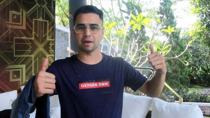 Raffi Ahmad Didaftarkan Istana Negara Mendapat Vaksin Virus Corona