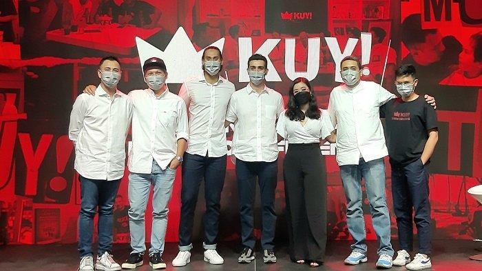 Gading Marten, Raffi Ahmad, Sean Gelael Jadikan Kuy Entertainment  sebagai Media Group