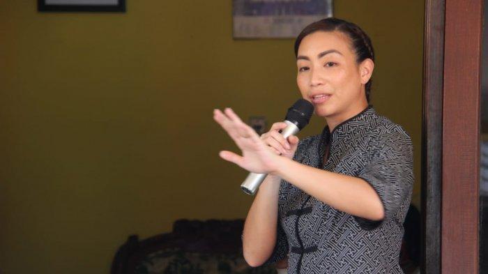 Calon Wakil Wali Kota Tangsel Rahayu Saraswati Djojohadikusumo