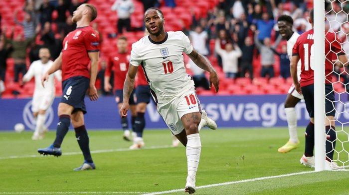 Selama putaran final Piala Eropa 2020 Raheem Sterling telah mencetak 3 gol buat timnas Inggris saat melawan Kroasia, Ceko dan Jerman pada babak 16 besar
