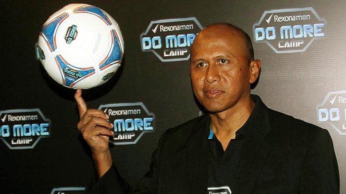 Rahmad Darmawan pelatih tim Madura United