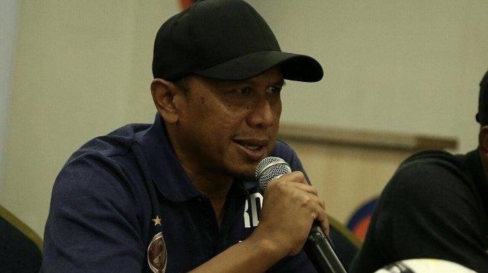 Rahmad Darmawan Akhiri Tugasnya di Sriwijaya FC