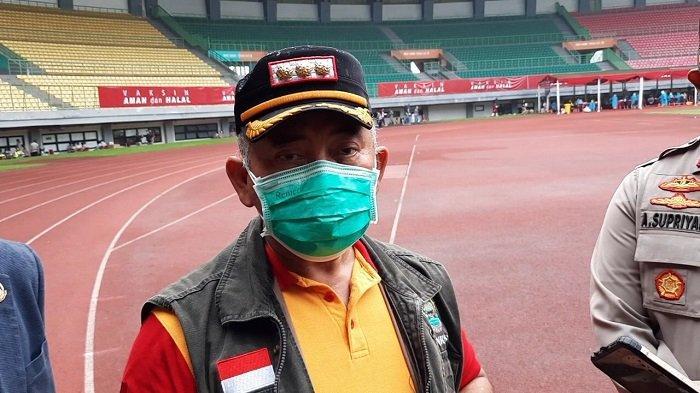 Rahmat Effendi Ungkap Angka Covid di Kota Bekasi Tembus 5.232 Kasus dalam Sepekan