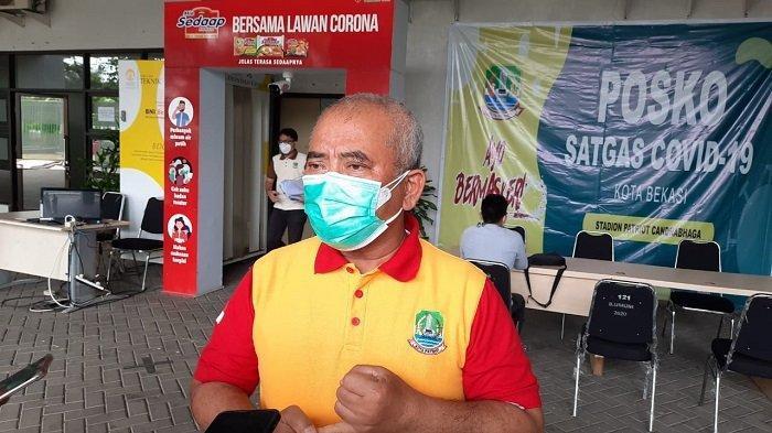 Rahmat Effendi Berharap Besar Vaksin Bisa Tekan Penyebaran Virus Corona di Wilayah Kota Bekasi