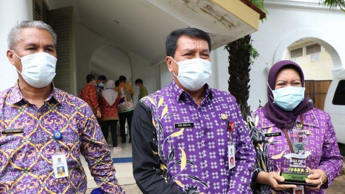 Berkat Kerjasama Antar Dinas-Kecamatan Pemkab Tangerang Raih Penghargaan Badan Publik Informatif