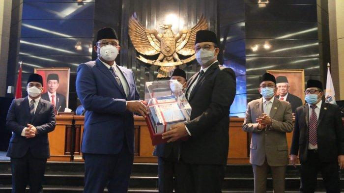 Raih WTP, BPK Akui Temukan Permasalahan Dalam Pelaksanaan Anggaran Pemprov DKI Jakarta