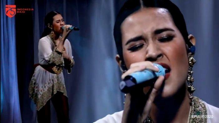 Jelang Detik-detik Proklamasi, Empat Penyanyi Cantik Ini Bernyanyi Virtual di Istana Negara Jakarta