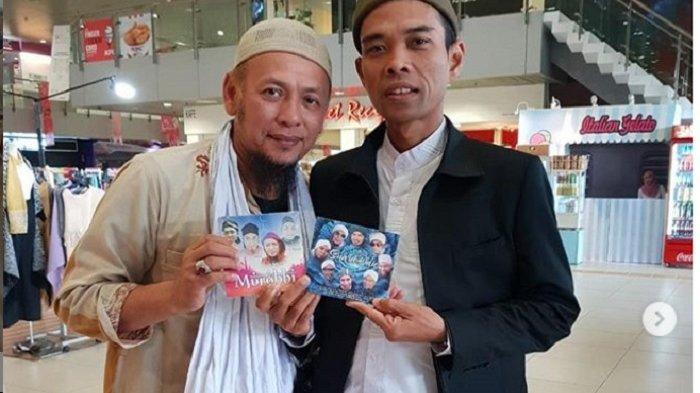 Ustaz Abdul Somad Terkesima Penyanyi Dangdut Ini, Kini Bersorban dan Kelola Ponpes Hapal Quran