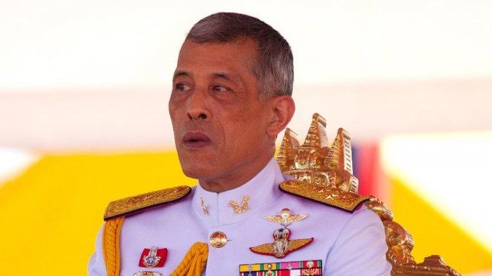 Raja Maha Vajiralongkorn, Raja Thailand Isolasi Diri Bareng 20 Selir Dampak Wabah Covid-19