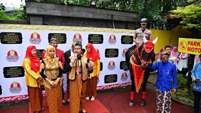 Kerajaan Kesotoan Nusantara Terbitkan Supersemar untuk Buka Cabang di Karawang