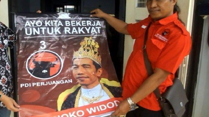 JS Prabowo Ungkap Raja Jokowi Ternyata Dipasang Pendukung dan Loyalis Joko Widodo