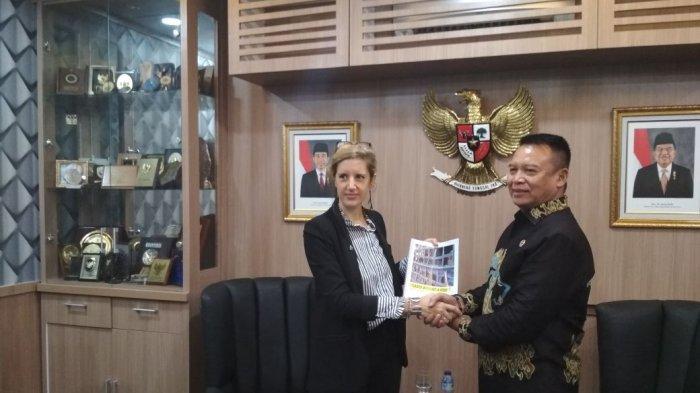 DPR Menilai Laporan Amnesty International Terkait Nasib Rohingya Perlu Ditindaklanjuti