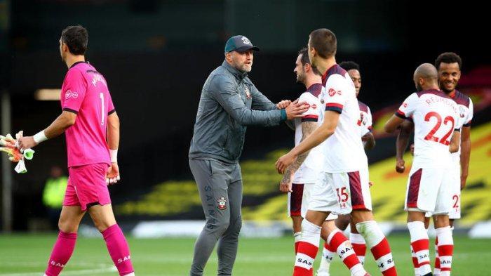 Southampton Mendesak Watford ke Bibir Jurang Degradasi