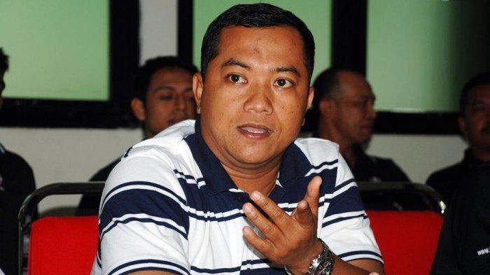 Ram Surahman perwakilan manajemen Persebaya