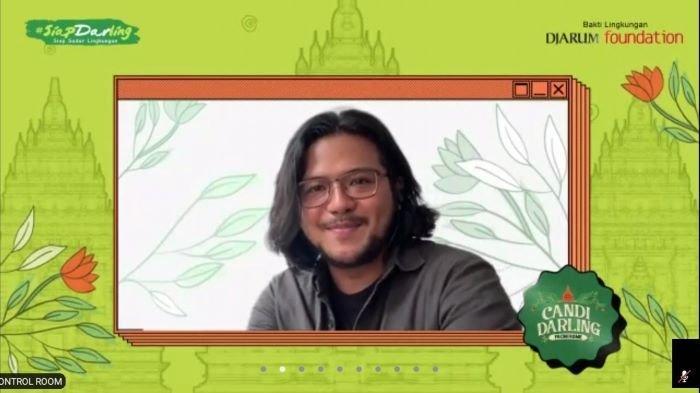 Ramon Y Tungka Keliling 3 Candi di Yogyakarta, Berbagi Cerita Cara Merawat Alam dan Wisata Sejarah