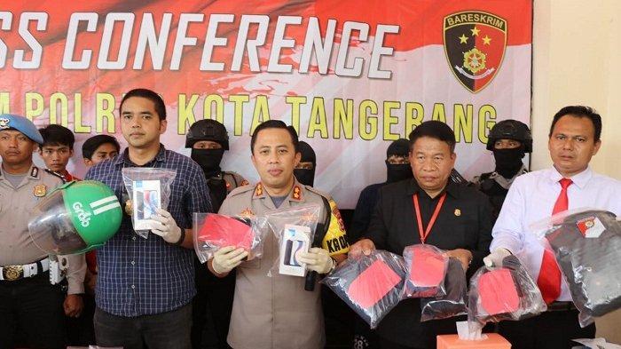 Perampok Minimarket di Tangerang Berontak saat Ditangkap, Polisi Umbar Tembakan