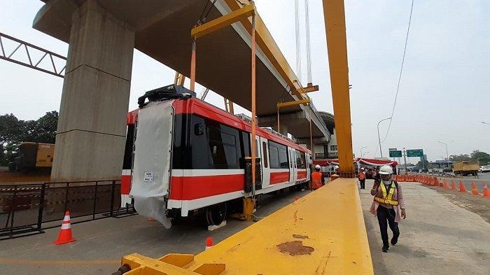 Pembangunan LRT Jabodebek Sudah 73 Persen, Diproyeksi Bisa Beroperasi Juni 2022