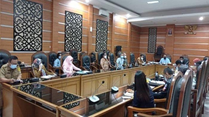 Persiapan Pemilu 2024, DPRD Kabupaten Bogor Gelar Rapat Dengar Pendapat dengan KPU