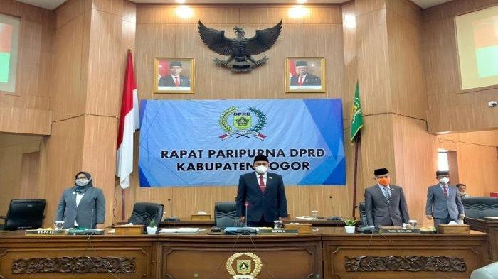 DPRD Kabupaten Bogor Rancang APBD 2022,  Fokus Pemulihan Ekonomi dan Penanganan Pandemi Covid-19