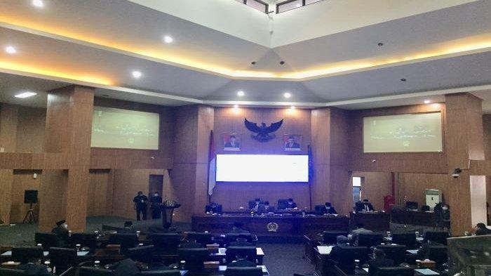 DPRD Kabupaten Bogor Terima LKPJ Bupati Bogor Ade Yasin Tahun 2020, Doakan Prajurit KRI Nanggala-402