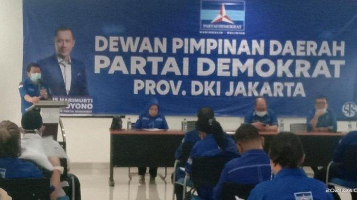 Moeldoko Dalangi KLB Partai Demokrat, Presiden Jokowi Diminta Tertibkan Anak Buahnya