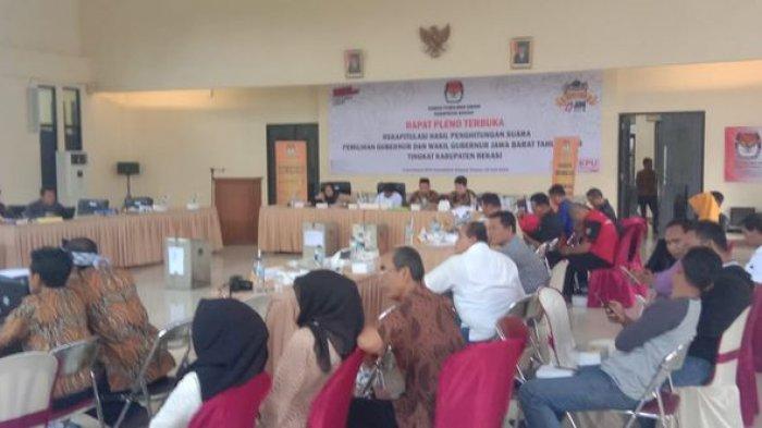 Sudrajat-Ahmad Syaikhu Raih Suara Tertinggi di Kabupaten Bekasi dalam Pilgub Jabar 2018