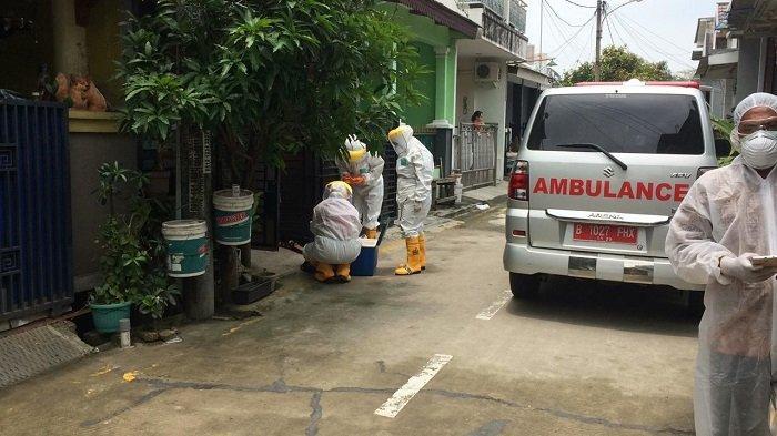 600 Warga Kabupaten Bekasi Jalani Rapid Test Virus Corona Sistem Door to Door, 200 Orang Besok