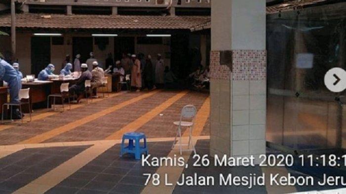 Rapid Test di Jakarta Pusat Diikuti 1.900 Orang, Pasien Positif Virus Corona Tak Lebih dari 1 Persen