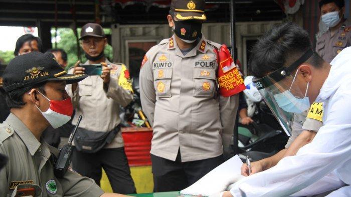 Mau Rapid Test Swab Antigen Gratis? Bisa Datang ke Seluruh Polsek di Jakarta Setiap Senin dan Kamis