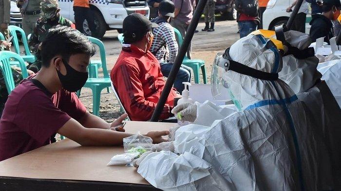 KPU Karawang Siapkan Pelaksanaan Rapid Test PPK, PPS, dan KPPS Selama 7 Hari