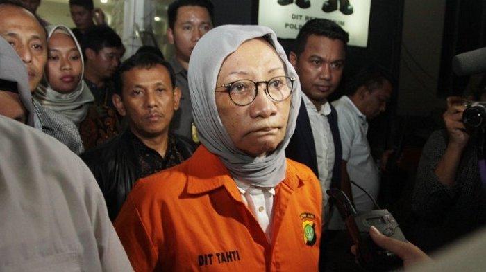 Polisi Temukan Dua Handphone di Ruang Tahanan Ratna Sarumpaet