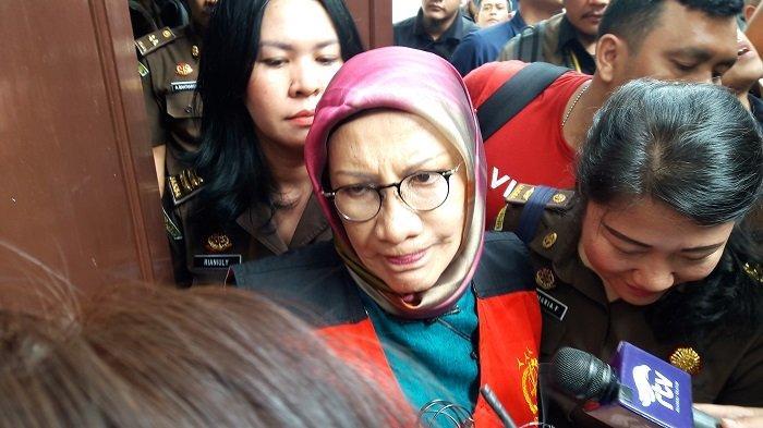 Ratna Sarumpaet Berharap Dibebaskan Hakim Terkait Kasus Penyebaran Berita Bohong