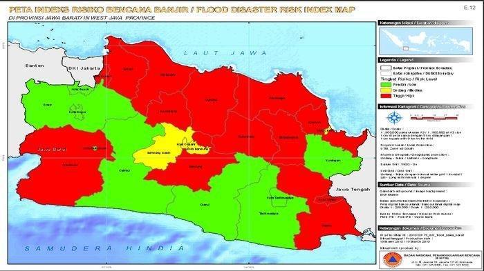 Delapan Kecamatan di Kabupaten Bekasi Rawan Longsor, BPBD Sampaikan Tiga Poin Cara Pencegahannya