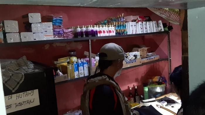 Razia Diduga Bocor, Petugas Hanya Temukan Miras di Gang Royal