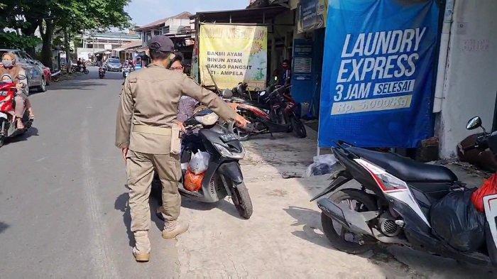 Sebulan Gelar Razia Masker, Jakarta Barat Kumpulkan Denda Rp150 Juta